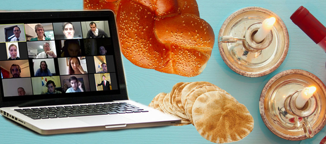 Pre-Shabbat Virtual Gatherings