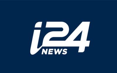 i24 News Interview with Rabbi Abadie
